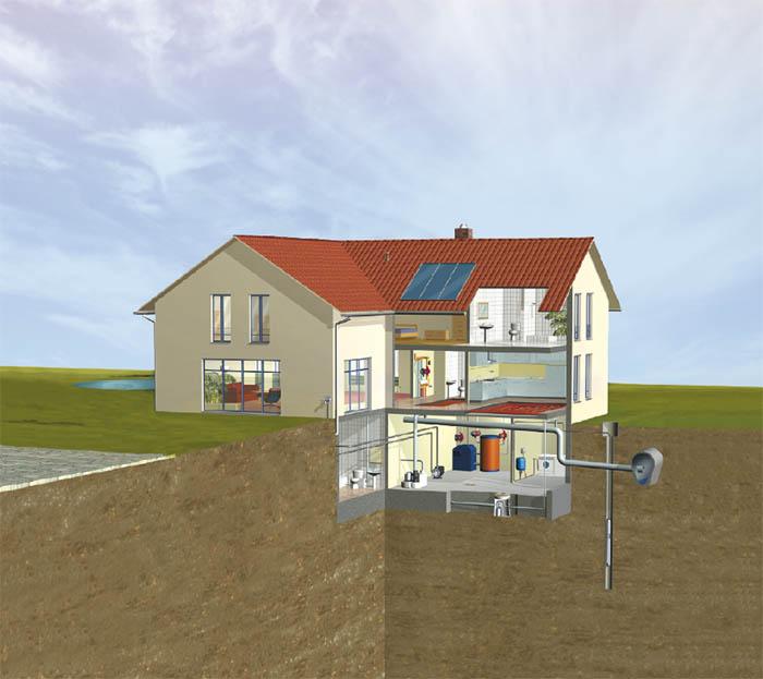 Организовав для себя независимую систему водоснабжения, любой домовладелец может получить массу преимуществ от ее...