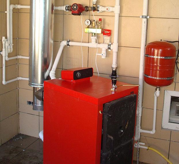 как прокладывать газ если котельная и кухня в разных частях дома